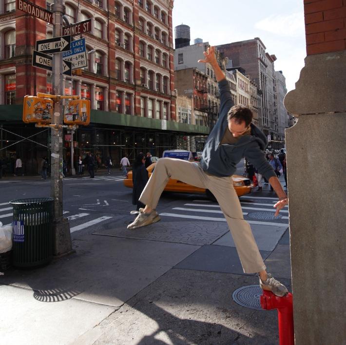 Festival international de danse du Pour-cent culturel Migros, du 22 avril au 13 mai 2010  Steps#12: Danse le monde
