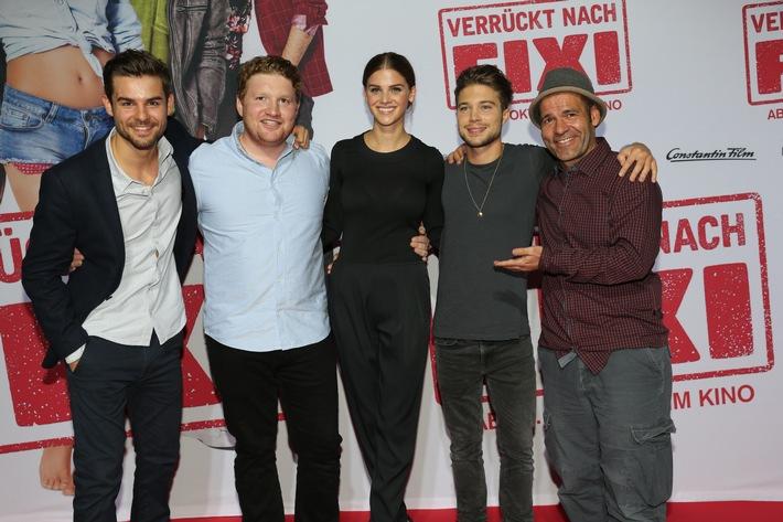 Premieren in Frankfurt & München: Alle waren VERRÜCKT NACH FIXI