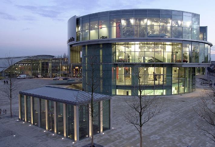 """Audi Forum Ingolstadt"" officially opened"
