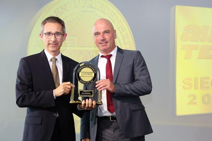 Weiterer Qualitäts-Triumph für Kia-Bestseller Sportage: Platz 1 in größter deutscher Langzeit-Zufriedenheitsstudie