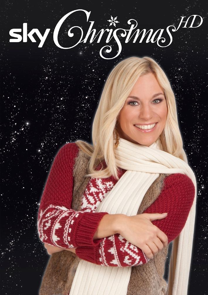 Erster Weihnachts-TV-Sender für Deutschland: Sky Christmas und Sky Christmas HD bringen im Dezember täglich Feststimmung ins Wohnzimmer (mit Bild)
