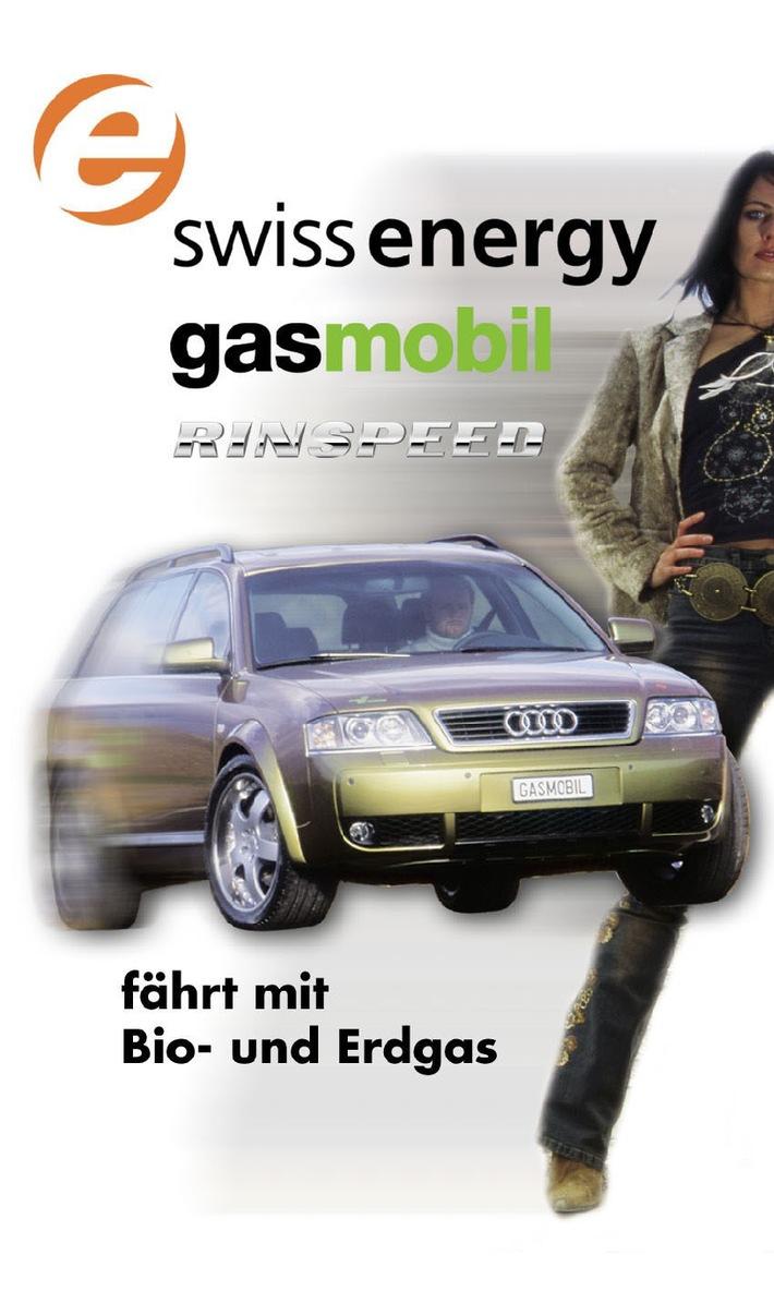 gasmobil ag: Zahl der Erdgas-Fahrzeuge beinahe verdoppelt