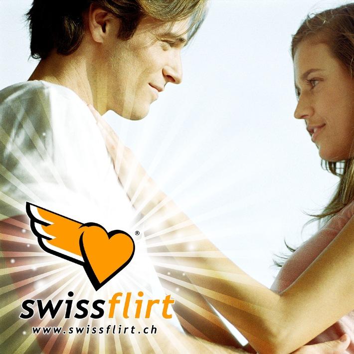 swissflirt mit neuem Design und erweitertem Angebot!
