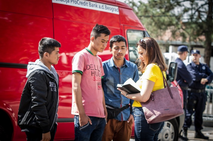 Startklar für die Arbeitswelt - Help unterstützt Flüchtlinge in Deutschland