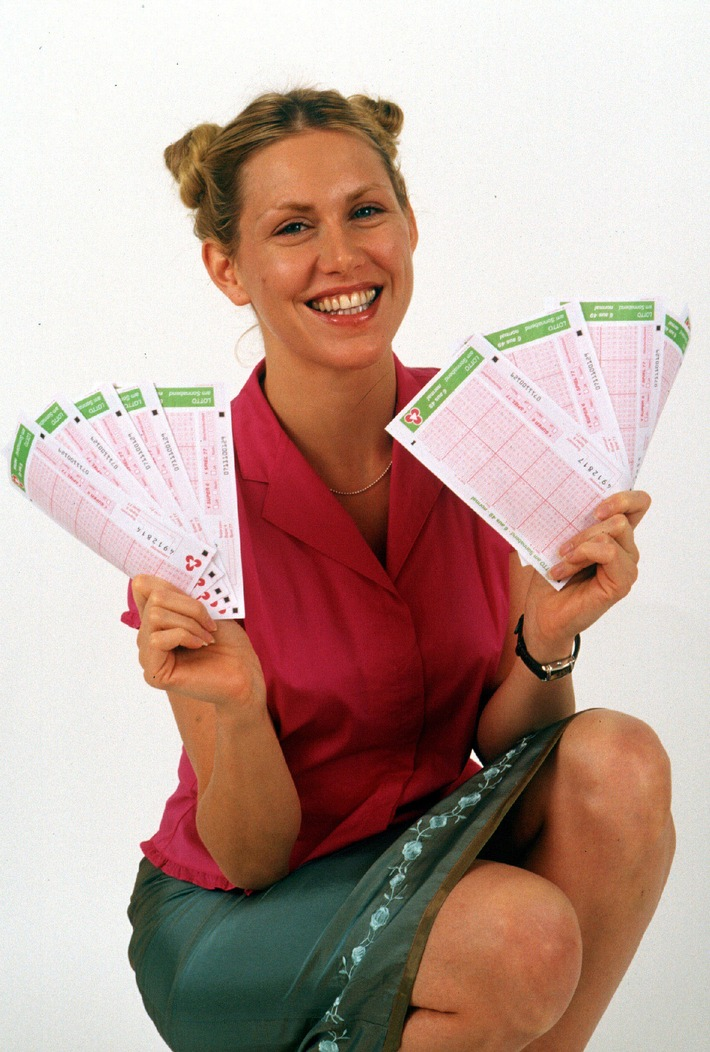 SAT.1: Lotto-Liebe