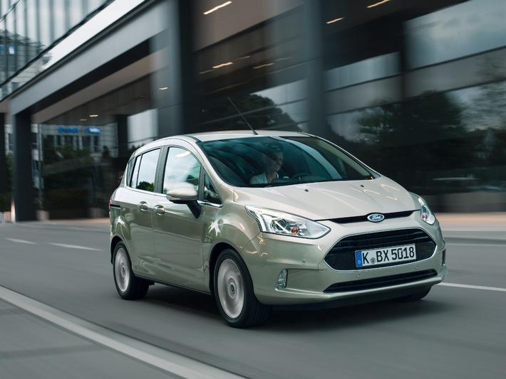 Ford feiert das Triple: Null-Prozent-Finanzierung auf alle Pkw-Modelle mit EcoBoost-Benzinmotor