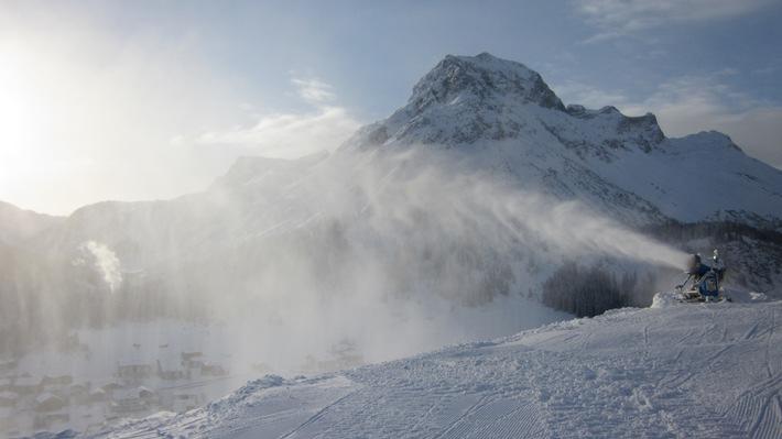 Skigebiet Lech Zürs am Arlberg: Ski-Saisonstart am 12. Dezember 2014!