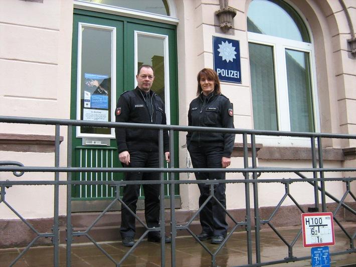 POL-HOL: Mit Jahresbeginn Wechsel an der Spitze: Polizeistation Stadtoldendorf unter neuer Leitung  - Polizeihauptkommissarin Margret Reinecke im kommende halben Jahr neue Chefin -