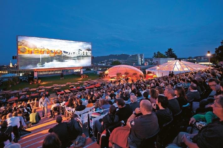 OrangeCinema Bern - Premieren, Violinen und kulinarisches Verwöhnprogramm