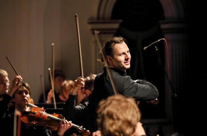 Teodor Currentzis wird Chefdirigent des SWR Symphonieorchesters