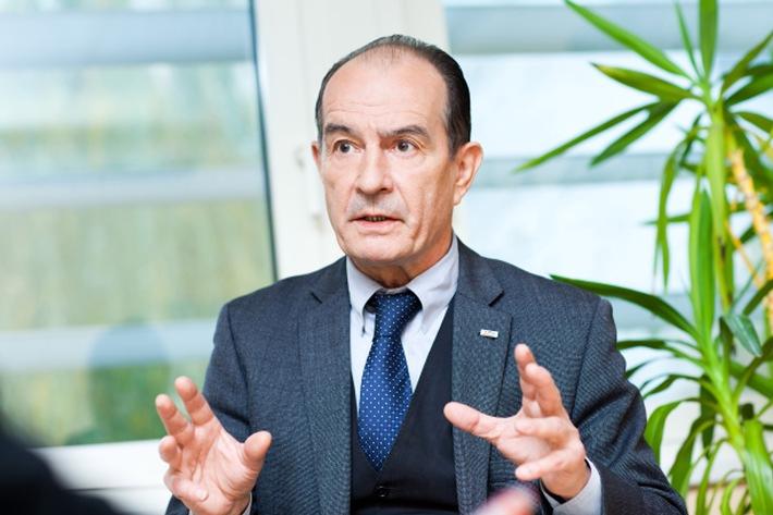 Tretter neuer Aufsichtsratsvorsitzender der epa - BILD