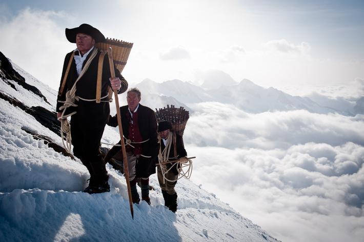 MAMMUT startet grösstes Gipfelprojekt aller Zeiten