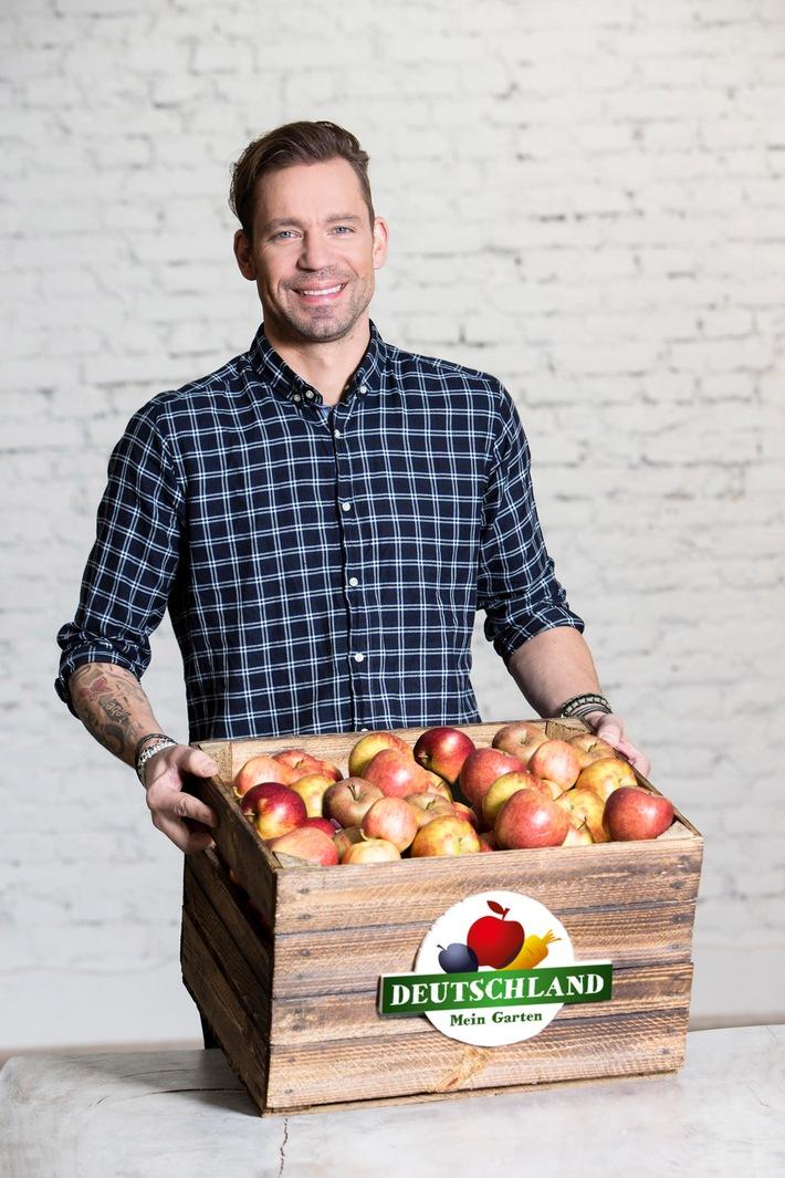 Der Tag des deutschen Apfels - Andi Schweiger im Interview über das Lieblingsobst der Deutschen*