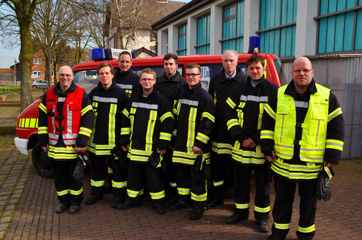 FW-KLE: Freiwillige Feuerwehr Bedburg-Hau lädt zum Rosenmontagstreiben ein!