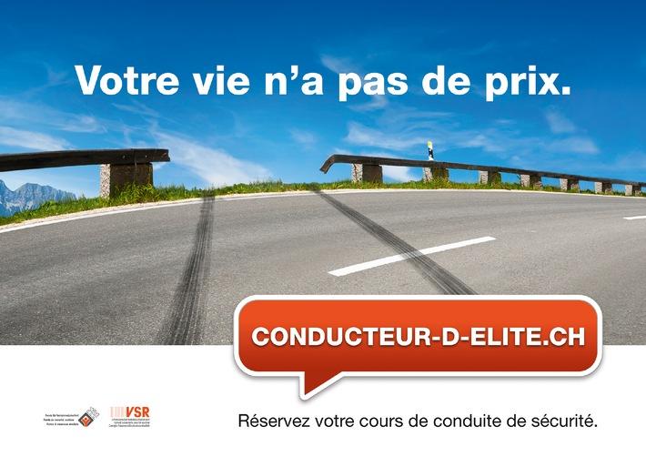 Beaucoup plus de conducteurs d'élite sur les routes suisses