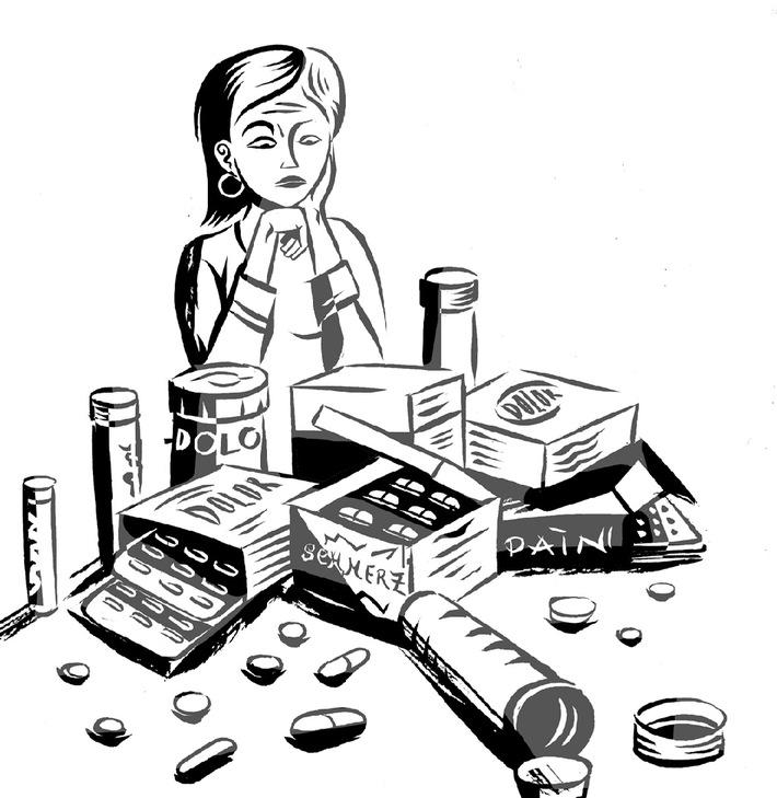 """Regelschmerzen: """"Ursachen und Behandlungsmöglichkeiten"""""""
