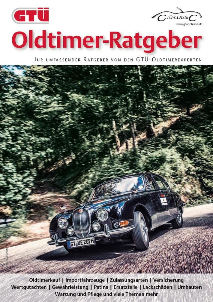 Neuer GT�-Oldtimer-Ratgeber