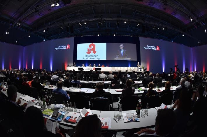 Pressekonferenz zum Deutschen Apothekertag 2017