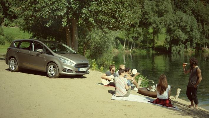 Ford launcht neue Kampagne #meinroadtrip