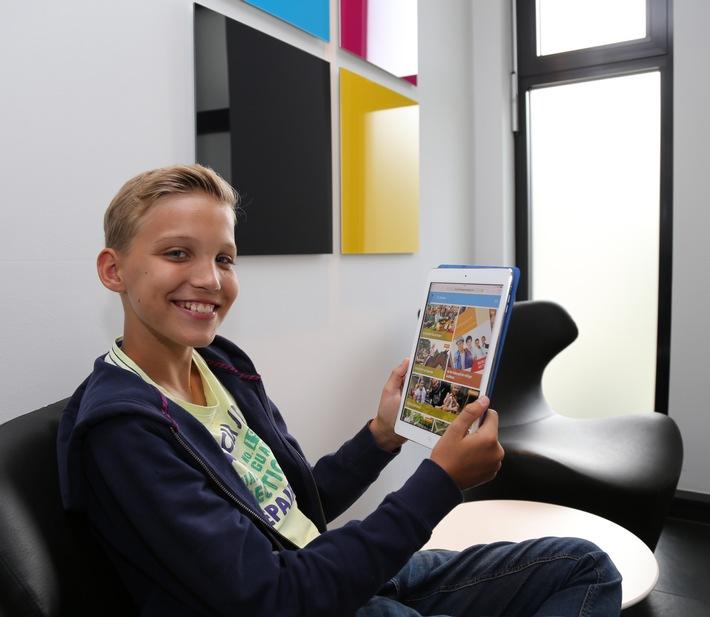 """""""Hellweger Anzeiger"""" präsentiert Kindernachrichten mit WebApp der dpa-Juniorline"""