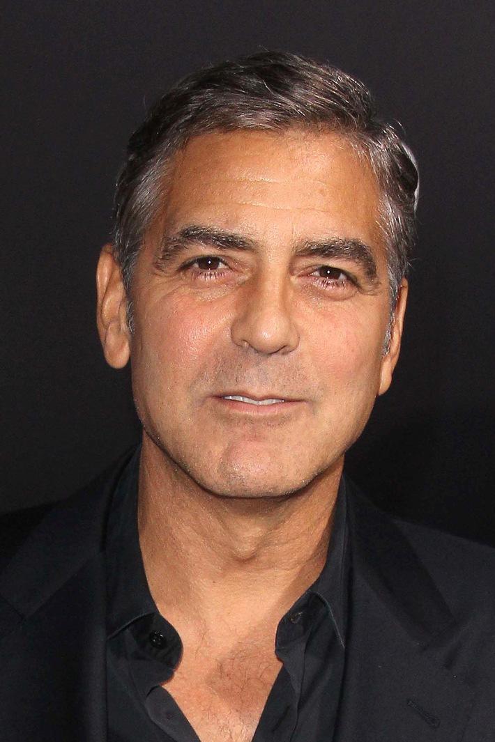 Deutscher Medienpreis 2012 für George Clooney: Der Oscar-Preisträger wird als Friedensaktivist erstmals in Deutschland ausgezeichnet