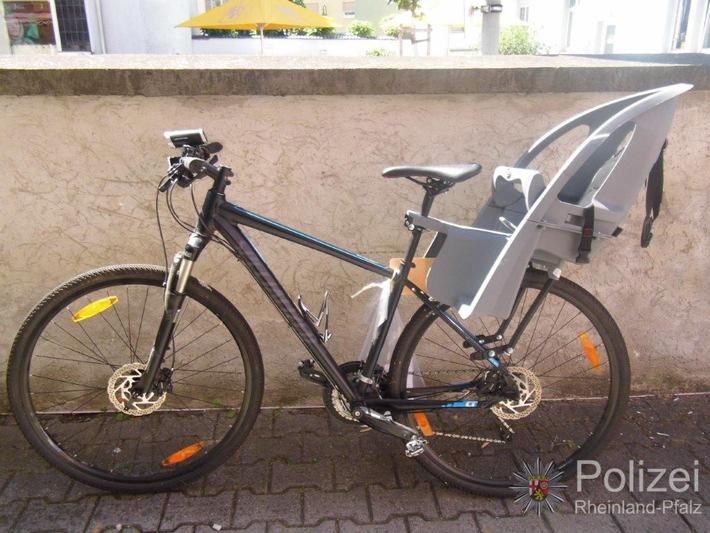 POL-PPWP: Polizei sucht Fahrradbesitzer
