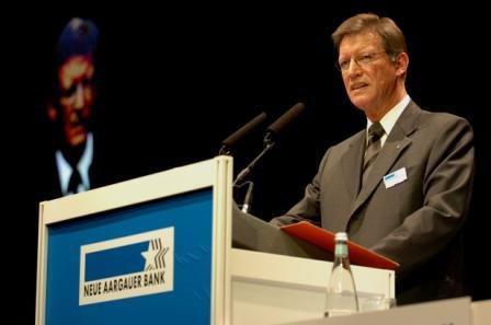 NAB-Generalversammlung in Aarau mit über 1800 Aktionärinnen und Aktionären: NEUE AARGAUER BANK grösste Regionalbank der Schweiz