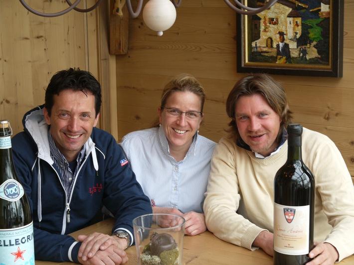 Das Hotel Barbara in Obertauern lädt zum lustvollen Sonnen-Skilauf - BILD
