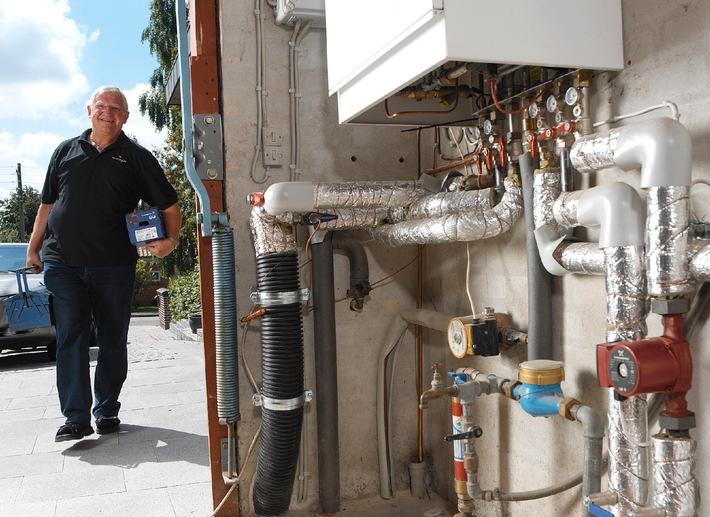 Grundfos Pumpen AG: Umweltschonend heizen mit modernen Umwälzpumpen