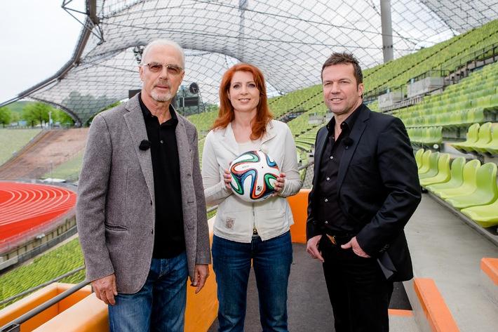 """""""Monica Lierhaus trifft ..."""" mit neuen Folgen bei Sky Sport News HD"""