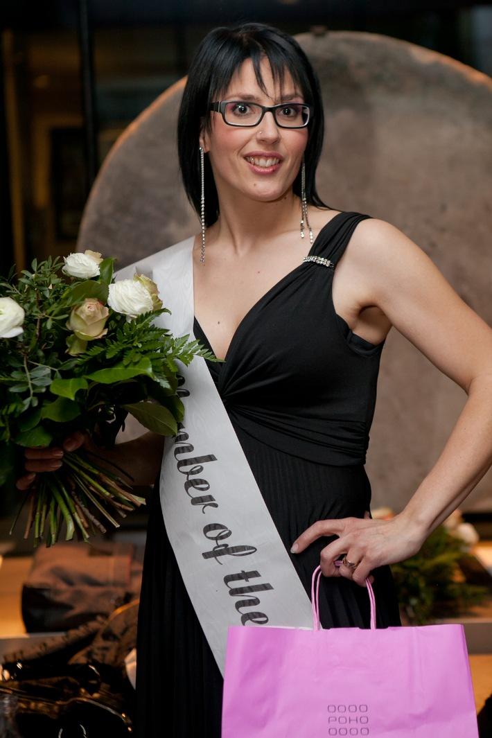 Flurina Camichel aus Grüsch (GR) zur neuen Miss Weight Watchers gewählt