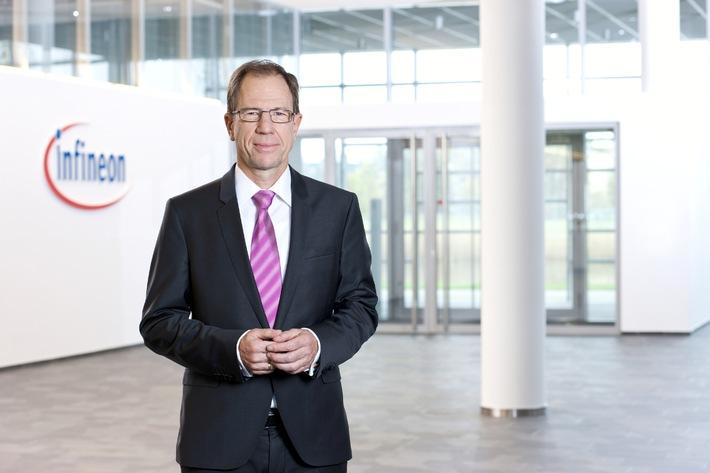 Infineon bietet honorarfreies Fotomaterial für Journalisten in der Bilddatenbank der Deutschen Presse-Agentur (dpa) zu den Ergebnissen des vierten Geschäftsquartals und des Geschäftsjahres 2014