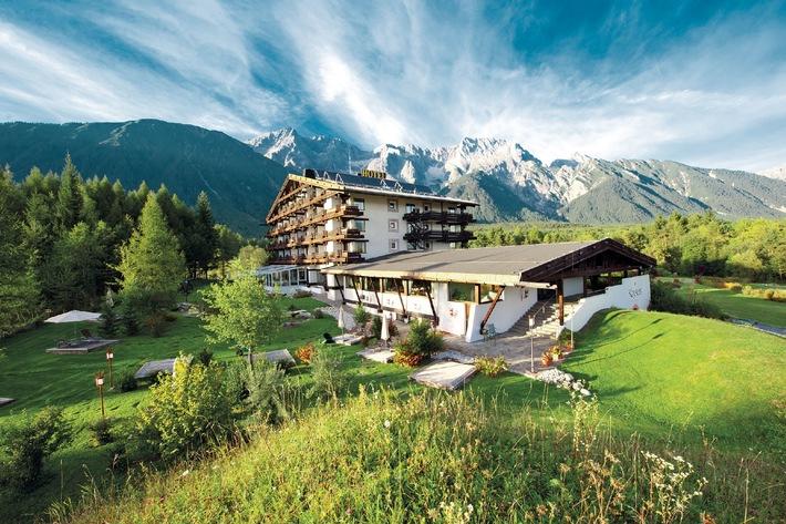 Ostern im ****Kaysers Tirolresort am Sonnenplateau Mieming & Tirol Mitte
