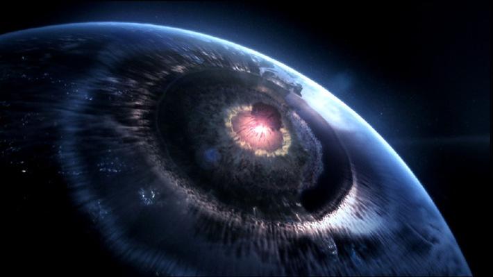 "6.000.000 Hiroshima-Bomben: Dokudrama ""Comet Impact"" auf ProSieben"