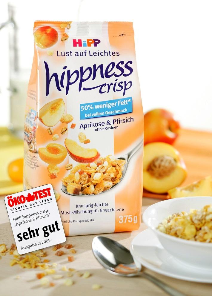 ko test das hipp knusperm sli hippness crisp lust auf leichtes aprikose pfirsich ist 39 sehr. Black Bedroom Furniture Sets. Home Design Ideas