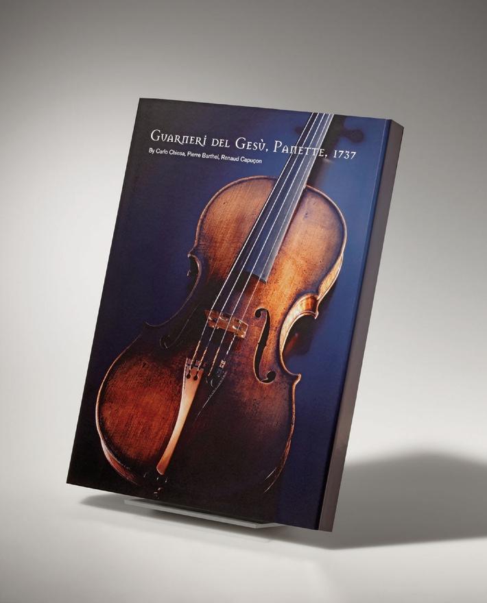 """Geschichte einer Violine: """"Guarneri del Gesù, Panette, 1737"""""""