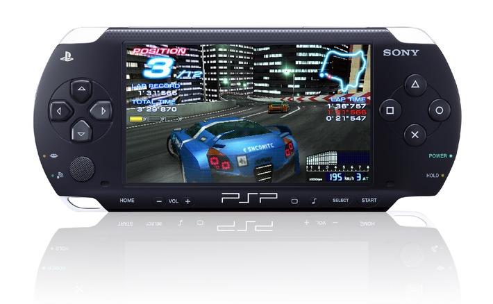 31.08.05, 24h: Vente de minuit de la PSP™ PlayStation Portable