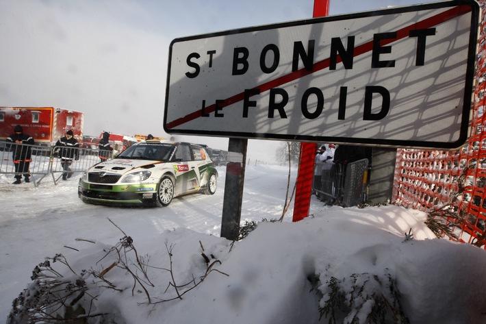 Sepp Wiegand und Frank Christian bei der 'Monte': Start zur Königsetappe
