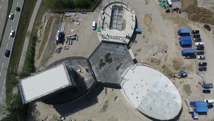 Jetzt offiziell: Erlebniswelt wird zur Jochen Schweizer Arena