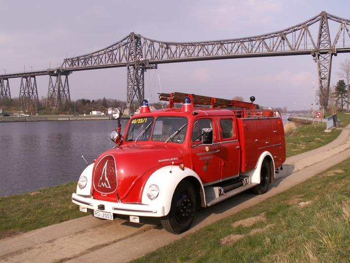 FW-LFVSH: Medieneinladung: Landes-Feuerwehr-Oldtimertreffen