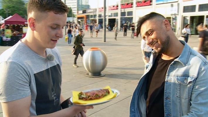 """RTL II zeigt die Dokumentation """"Deutschland im Fastfood-Fieber - günstig, schnell und lecker"""""""