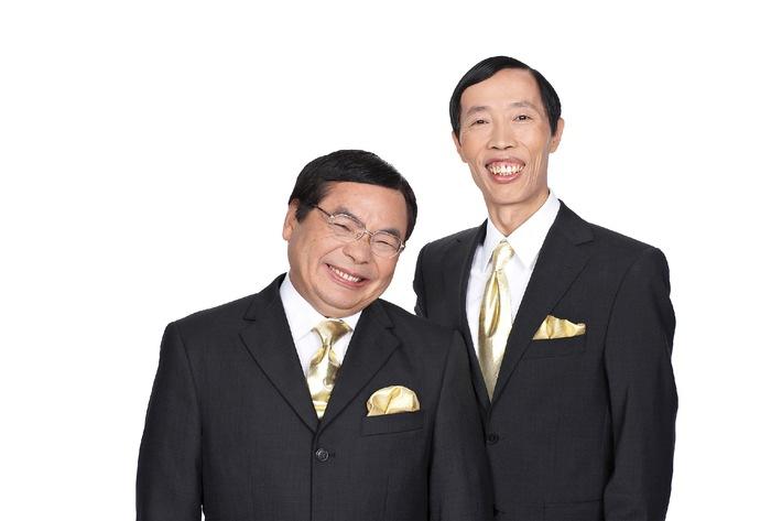 Li und Wang als Olympia Botschafter für Payback / Harald Schmidts legendäre chinesische Kellner begleiten Olympia-Aktionen des größtes deutschen Bonusprogramms