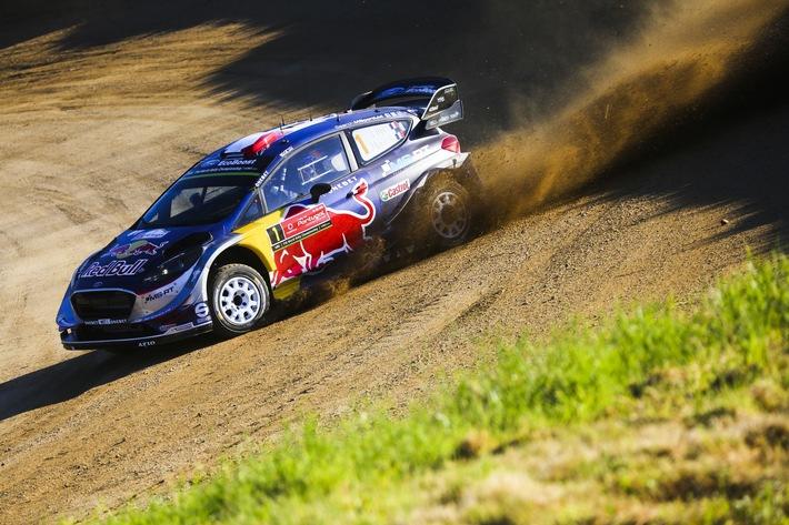 Fiesta WRC-Piloten Ogier, Tänak und Evans blicken Highspeed-Rallye Polen erwartungsvoll entgegen