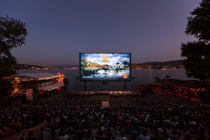 OrangeCinema: Eine sonnige Jubiläumsausgabe (Bild)
