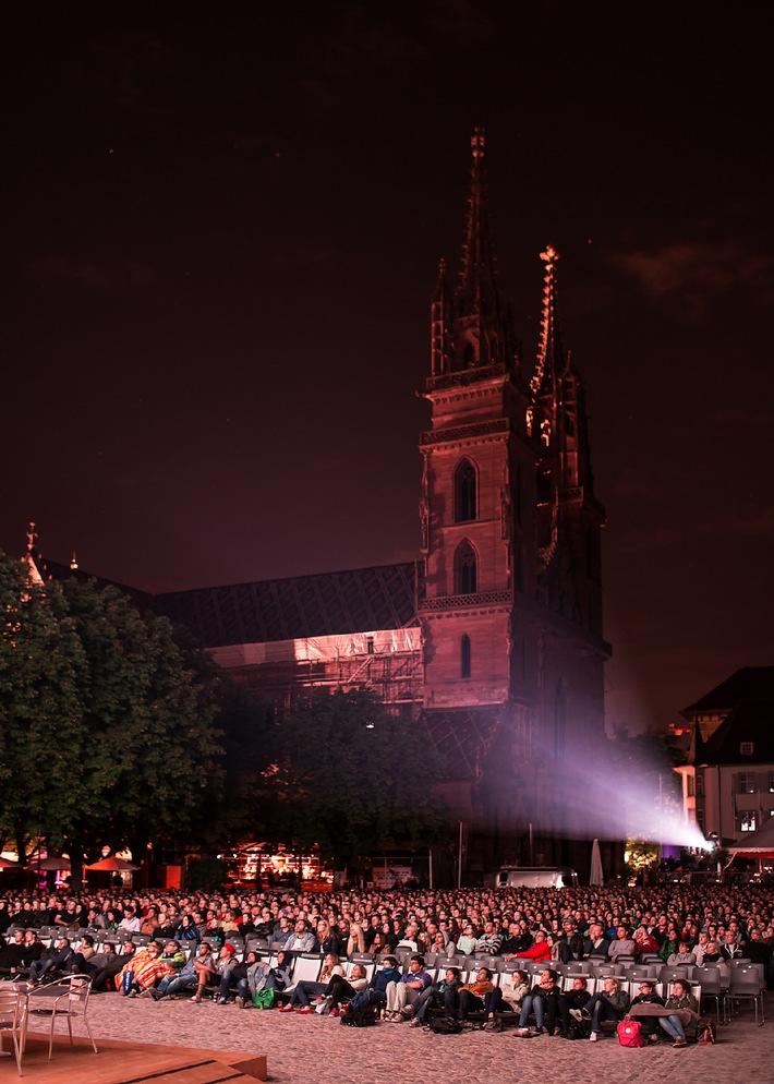 Besucherrekord am OrangeCinema Basel (Bild)