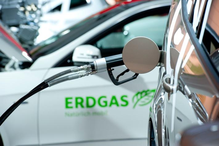 Abgasdiskussion: Saubere Mobilität ist mit Erdgas schon heute möglich
