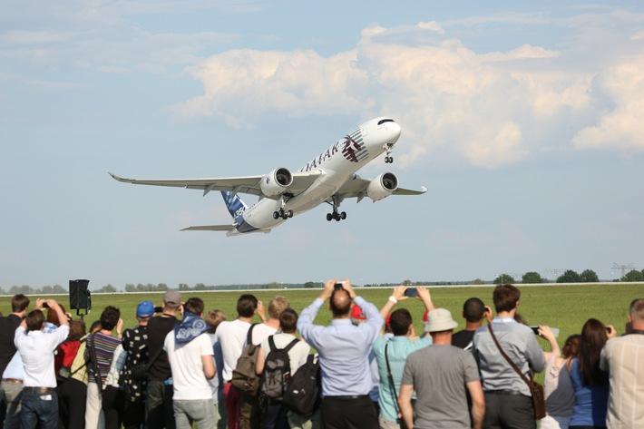 Günstige Reiseangebote zur ILA Berlin Air Show / Deutsche Bahn, Lufthansa und visitBerlin bieten Berlin-Specials zur Internationalen Luft- und Raumfahrtausstellung