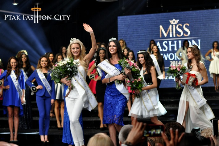Allyn Rose aus den USA - Miss Fashion World