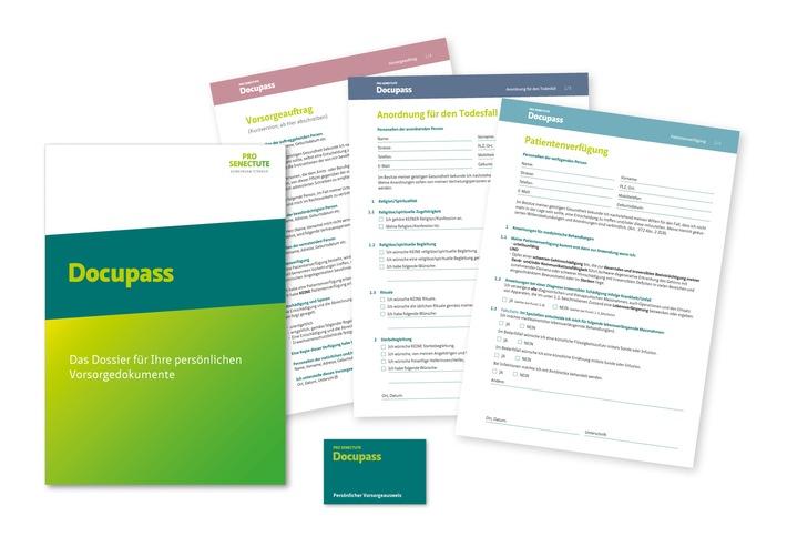 Pro Senectute und SPO Patientenschutz kooperieren bei Patientenverfügung
