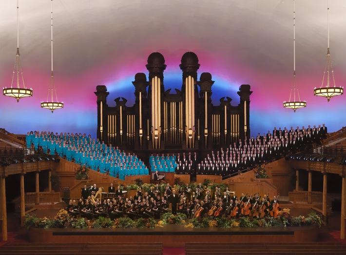 Mormon Tabernacle Choir: Karten für Europa-Tournee erhältlich